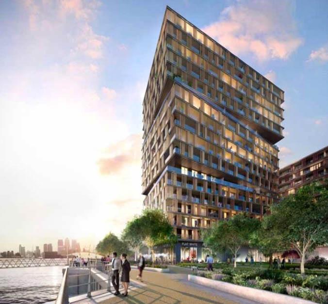 Royal Wharf Phase 2A