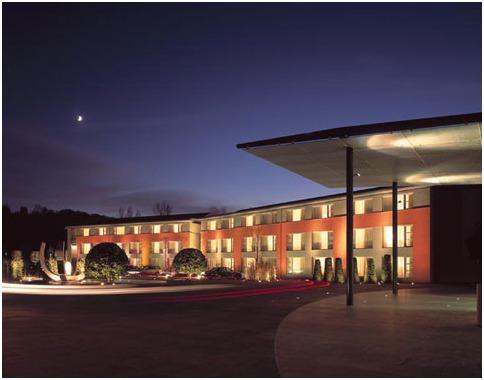 Crowne Plaza Hotel, Marlow