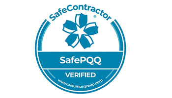 Capital Aerials is a Safe PQQ Contractor