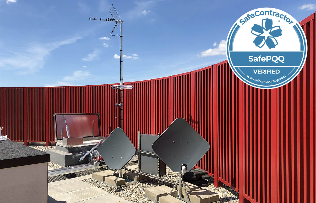 Capital Aerials Safe PQQ Contractor
